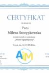 Certyfikat MS 7
